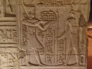 Gifts for Haroeris -Kom Ombo