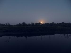 Nile moon