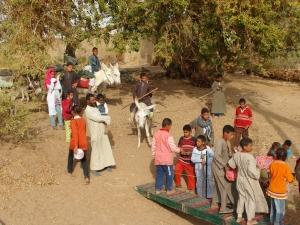 Villagers - El Kab