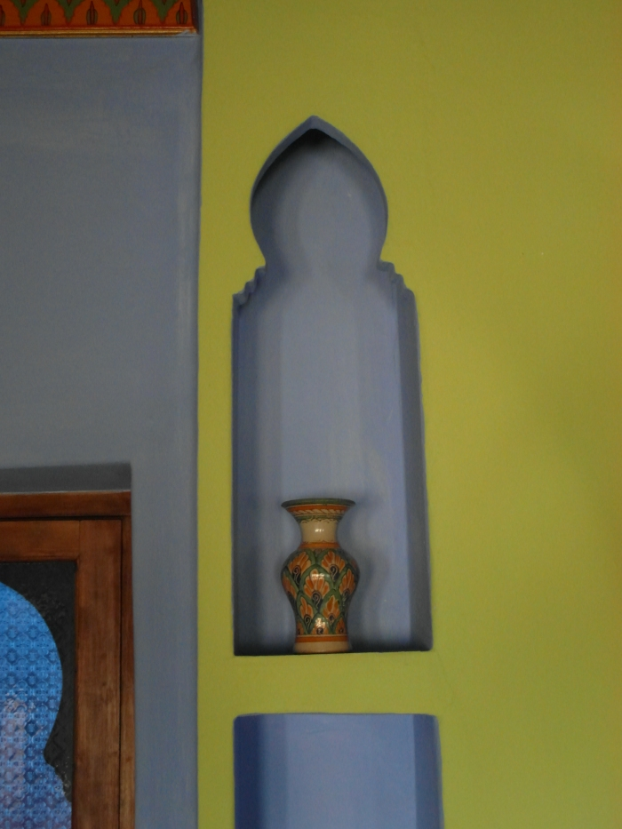 Coloured niche